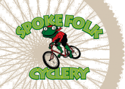 Spoke Folk Cyclery - BirdSong Property Management Healdsburg Rentals