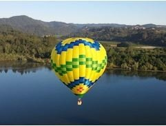 up-and-away-ballooning Birdsong Property Management Healdsburg Rentals
